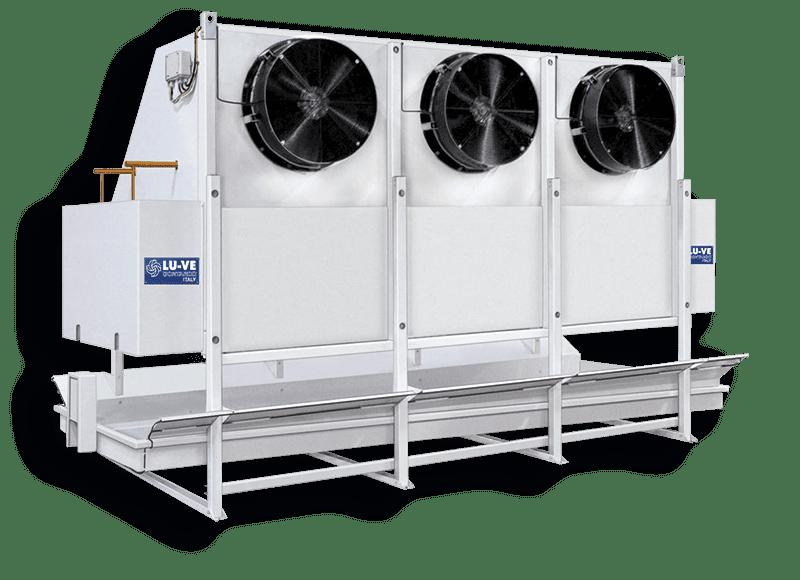 Специальное новое поколение промышленных воздухоохладителей