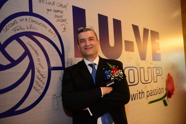 Joe Piccolo - General Manager of LU-VE Group Australia