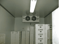 Pharmaceutical laboratory - Uruguay - S2HC Unit cooler