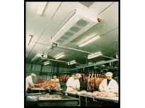 MEAT PREPARATION COLD ROOM - Victoria - Australia - SHDS 368 unit coolers