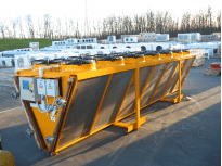 BIC - Paris - France - EHLD dry cooler ready for shipment