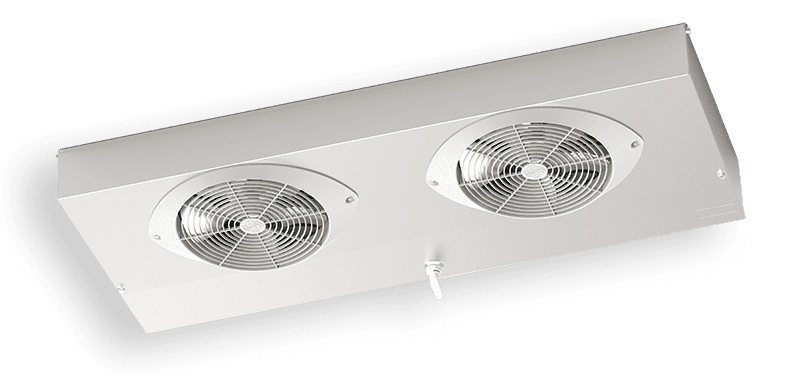 Unit coolers for reach-in cabinet MMC