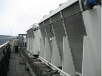 SHLD Dry cooler with Spray System - Germany