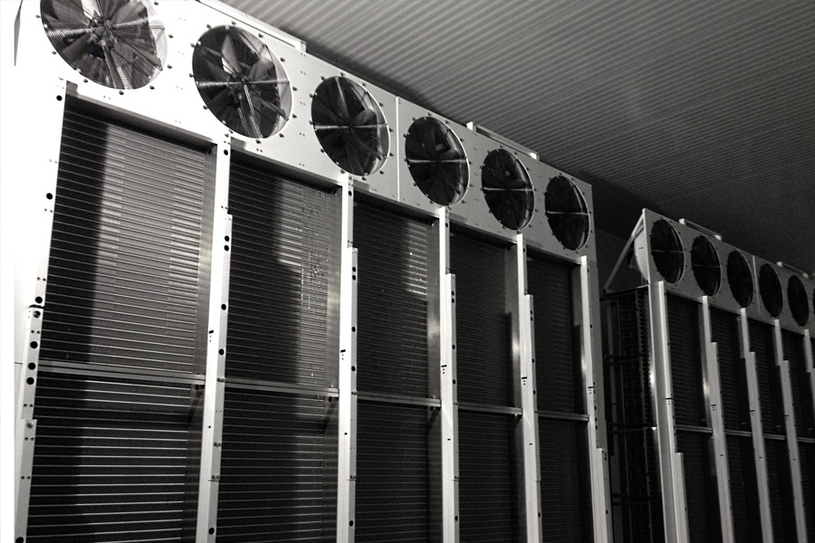 Made-to-measure CO2 blast freezers – Installations from 1120 kW – (Spain)