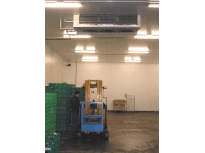 DYA Logistic centre - Madrid - Spain - HDI Industrial unit coolers