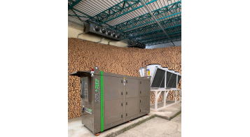 Potato Cold Storage for Lays (PepsiCo) in Turkey. <br>