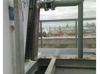 "Civil air conditioning - ""Staraya Ploshad"", Kremlin"