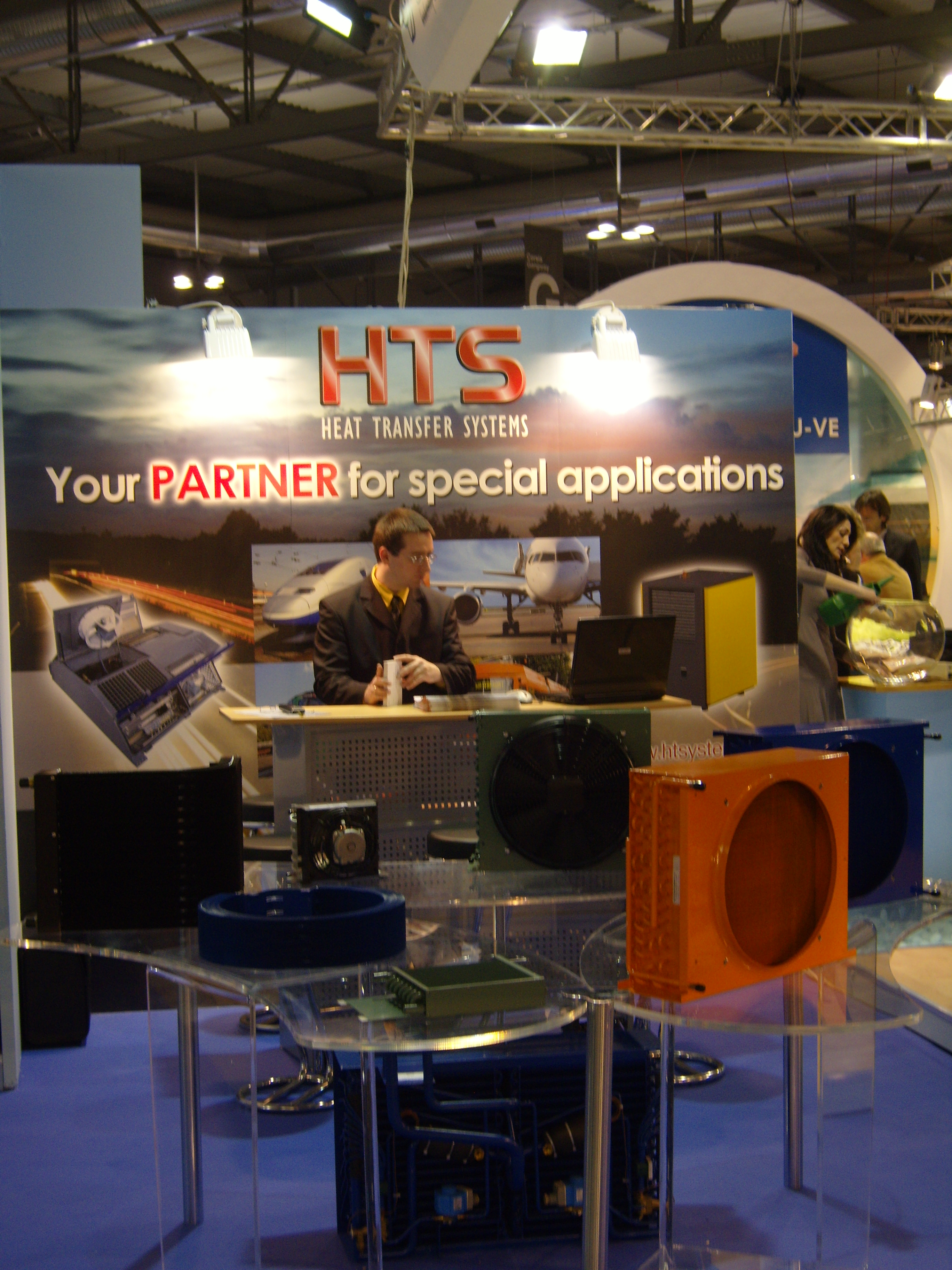 HTS - Heat Transfer Systems