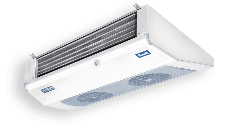 Commercial angled air coolers SMAW