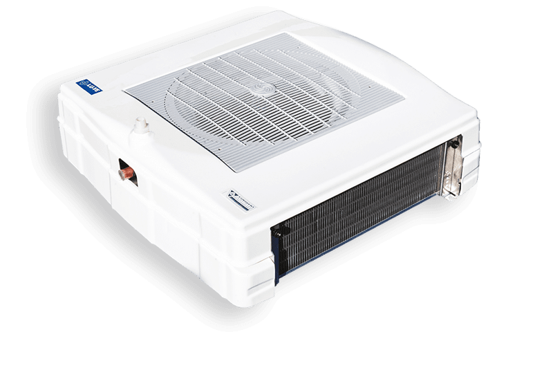 FHDW dual discharge commercial air coolers