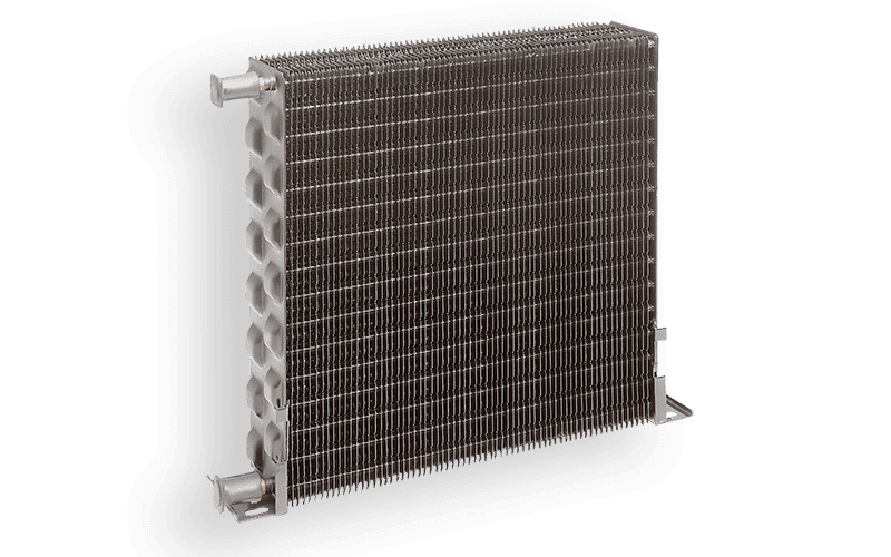 Tubeless steel condensers STFT