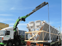 DRY & SPRAY loading - UK