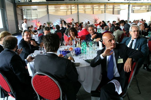 Gala lunch - Mr. Michele Faggioli (Managing Director of SEST SpA)