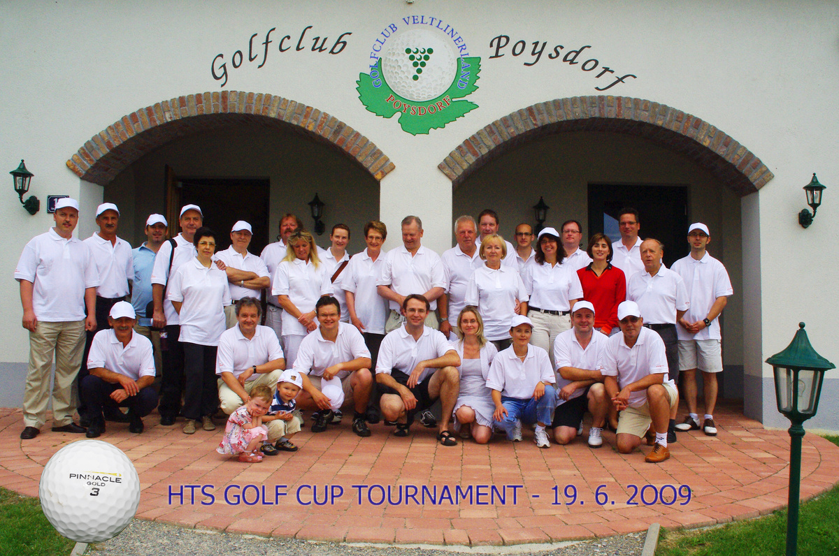 HTS Golf Cup competition