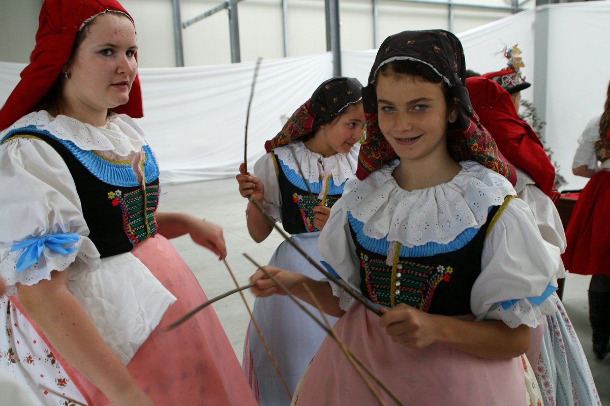 Mikulov folk group
