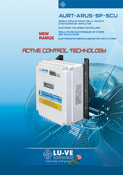 Electronic fan speed controllers